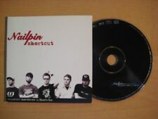 NAILPIN : Shortcut + Skool's Out : Just like me * 2-track CD Single Card sleeve