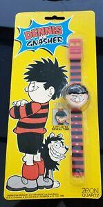 Dennis And Gnasher Wrist Watch 1996 still in packaging