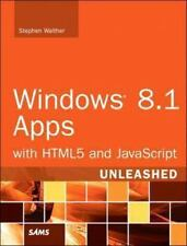 WINDOWS 8.1 APPS with HTML5 and JavaScript SAMS by Stephen Walther