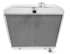 """2 Row 1"""" Discount Champion Radiator for 1955 1956 1957 Chevy Car"""
