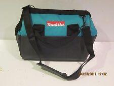 Makita 14 Multi-Pocket Tool Carrying Bag/Tool Organizer W/SHOULDER STRAP-NWOB FS