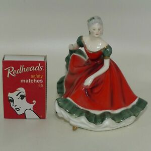 Royal Doulton miniature figurine Ninette HN3248   Signature series UK made