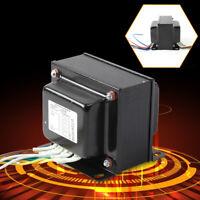 300B Vacuum Tube Power Amplifier Transformer 110V 250W 320V-0-320V 0-5V 0-6V 4A