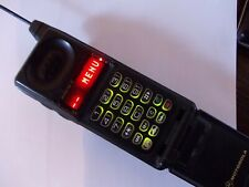 TELEFONO CELLULARE MOTOROLA 9800X MICROTAC LED ROSSI