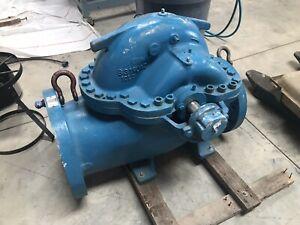 Crane Weinman Split Case Centrifugal Pump Model 10L3-2  3000 GPM