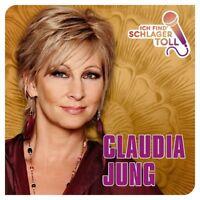 CLAUDIA JUNG - ICH FIND' SCHLAGER TOLL-DAS BESTE   CD NEU