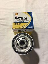 Rotella Oil Filter RTO59