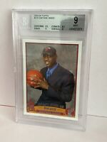 2003 Topps DWYANE WADE ROOKIE BECKETT 9 MINT! RC #225! VALUE SKYROCKTING!