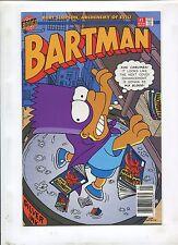 BARTMAN #1 (9.2) BART SIMPSON, ARCHENEMY OF EVIL!