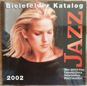 Bielefelder Katalog Jazz 2002