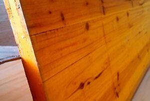 Pannello giallo da getto 27x500x2000 mm. da carpenteria casseforme legno abete