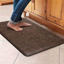 KMAT Kitchen Mat Cushioned Anti-Fatigue Floor Mat Waterproof Non-Slip Standing M