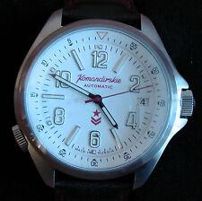 Wrist Automatic Watch VOSTOK KOMANDIRSKIE Commander Military K-34 470611