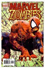 MARVEL ZOMBIES v1 #1(2/06;2nd)SPIDER-MAN #1-CVR SWIPE(SUYDAM/X-MEN)CGC IT