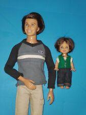 Barbie - Alan und Sohn Ryan - Happy Family Mattel