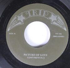 Rock 45 Continentals - Picture Of Love / Dear Love On Trip