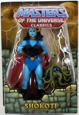 *Damaged Package* Masters of the Universe Shokoti Evil Witch of Eternia Motu