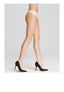 Wolford Naked 8 Pantyhose Fairly Light Size Large Tights - NWT
