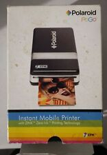 Polaroid Pogo Zink - Zero Ink Bluetooth Mobile Thermal Picture Printer