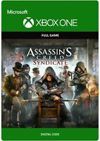 Assassin's Creed Syndicate (Microsoft Xbox One) - Digital Code