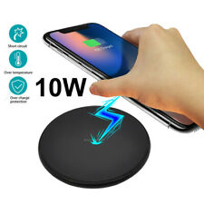 For Huawei P30 Pro Qi Wireless Charger 10W LED Indicator Wireless Charging Pad