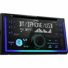 JVC KW-R930BT 2-DIN Bluetooth CD USB Head Unit iPhone / Android