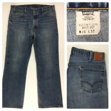 RARE Vintage Levi's Men's Austin XX Boot Cut Jeans W36 Actual W37 L32 USA 643M