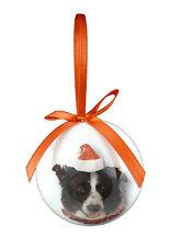 Christmas Pet Bauble - Border Collie - Measures 5cm 2 Inches