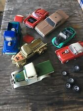 Junkyard BUNDLE including 77 Plymouth Fury 4 door and 6 other parts cars