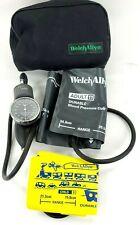 Welch Allyn Tycos Blood Pressure Sphygmomanometer w/ Large Adult & Kids Cuff