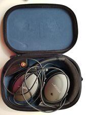 Bose QuietComfort 25 Over the Ear Wireless Headphones - Silver/Black