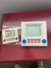 Vintage Ohio Art Etch A Sketch Animator Electronic Drawing Toy With Instructions