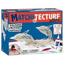 Matchitecture Dolphin Junior Matchstick Kit 6803