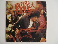 "THIN LIZZY KILLERS LIVE   12"" Vinyl LP VG-- HARD ROCK VERTIGO LIZZY 812"