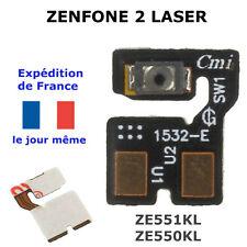 NAPPE POWER ON OFF ASUS ZENFONE 2 LASER Connecteur Flex ZE551KL ZE550KL