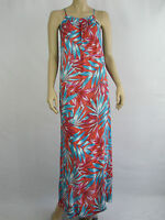 Crossroads Ladies Sleeveless Trapeze Halter Maxi Dress 8 10 12 14 16 18 20 22