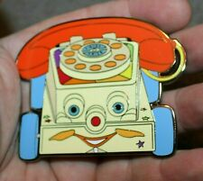 Pin Toy Story Fisher Price Telephone Chatter Limited Edition 50 Jumbo Fantasy 4