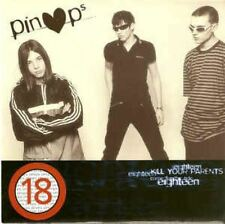 "Eighteen / Kill Your Parents 7"" : Pinups (2)"