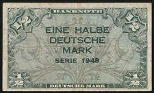Ro.230 1/2 marcos alemanes 1948 (3)