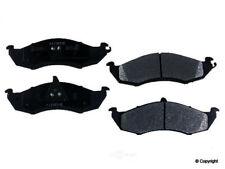 Disc Brake Pad Set fits 1989-1992 Mercury Cougar  WD EXPRESS