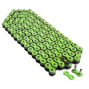 Green Drive Chain for Suzuki LTF160 Quadrunner 160 2X4 1991-2004