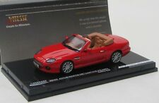 Aston Martin DB7 Vantage Volante ( 1999 ) rot / Vitesse 1:43