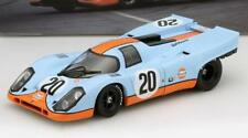 Porsche LeMans Diecast Racing Cars
