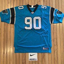 Carolina Panthers Julius Peppers Jersey Size 54