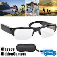 MS27A Mini HD 1080P Spy Camera Glasses Hidden Eyeglass Video Recorder Recording