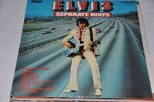 Elvis Presley - Separate Ways - RCA Camden 70s - Album Vinyl Schallplatte LP