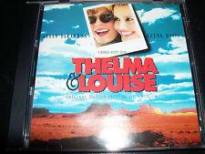 Thelma & Louise Original Motion Picture Soundtrack (Australia) CD