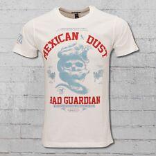 Yakuza Premium Männer T-Shirt Mexican Dust 2210 weiss Herren Jakuza Tshirt Men