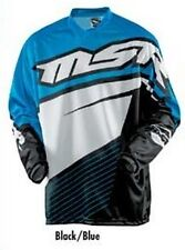 MSR racing motorcross jersey 2xl extra extra large blue motorcross jersey AXXIS