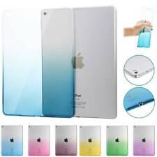 "For iPad Mini Air 1 2 3 4 Pro 9.7"" 5th 6th Gen Soft TPU Silicone Skin Case Cover"